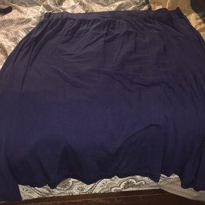 Soft Knit Maxi Skirt